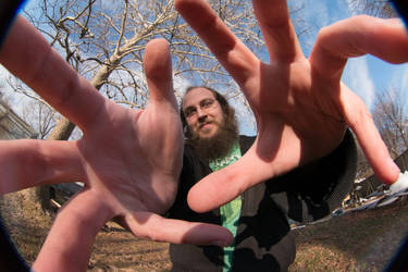 Hands by um3k