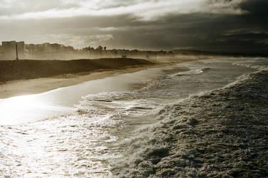 Coastline by um3k