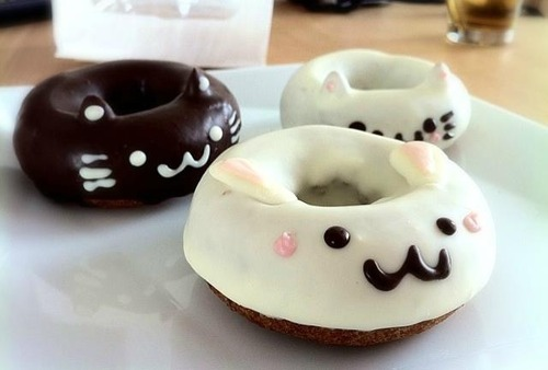 nyan donut by Otakoyandere