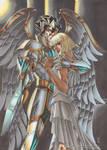 Titan and Pallas
