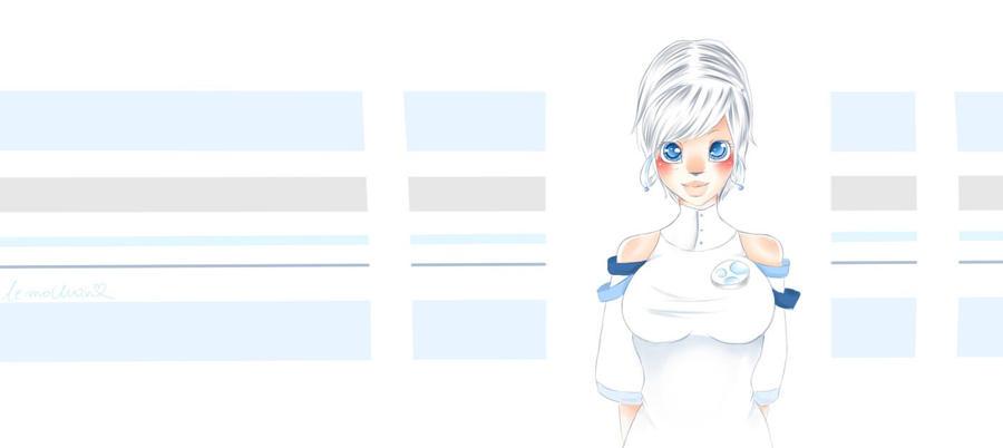 White Girl by Pheomi