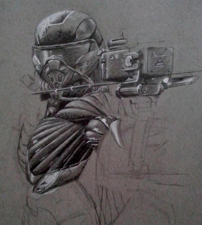 Crysis 3 By Alysarver On DeviantArt