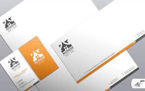 archimid letterhead - B.card