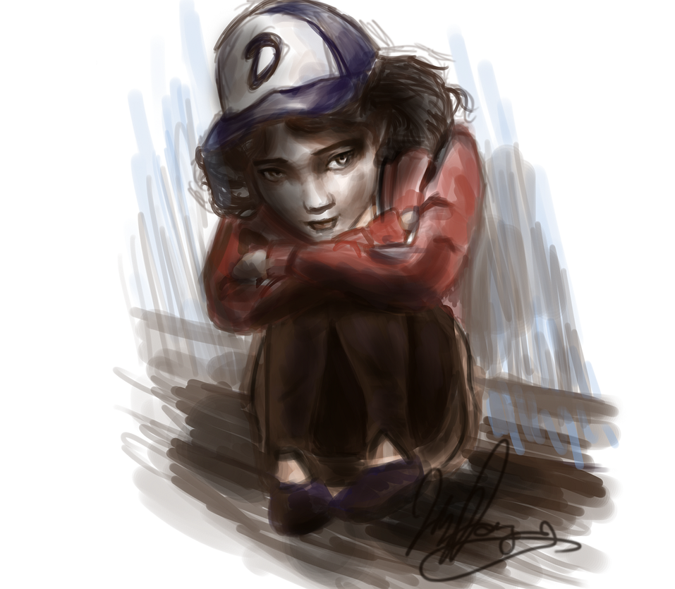 Clementine by Selfdrillingsms  Pornhubcom