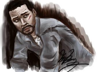 Lee Everett by Elizeon
