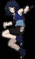 Sayaka Uchiha (Naruto Request)