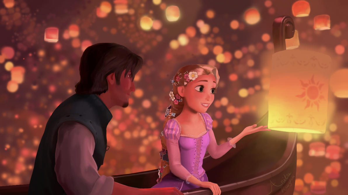 Tangled Forever By Dutch Flower