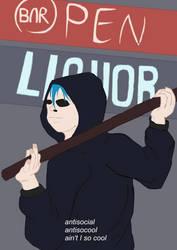 Antisocial Liquor Bar