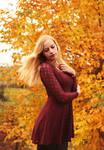 Autumn Selfportrait
