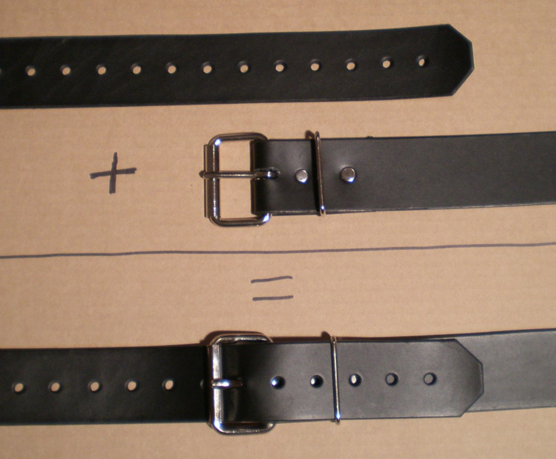 Buckle tutorial 1