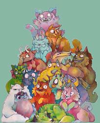 Monster Pile!