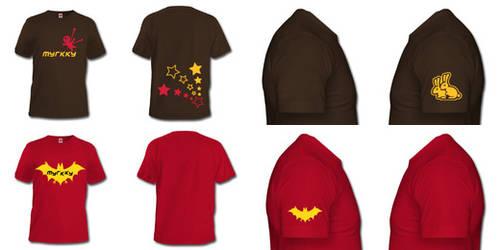 Myrkky Tshirts