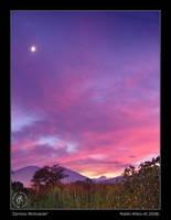 Sunset In Zamora by myrkky