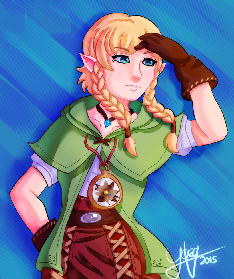 Linkle by Yara-V
