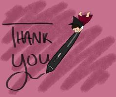 Thankyou by wren2002
