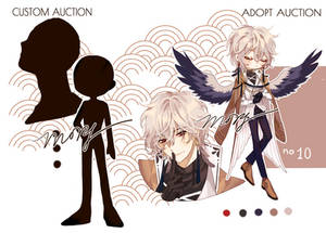 [AB ADDED/CLOSED TY] CUSTOM + ADOPT no 10 AUCTION