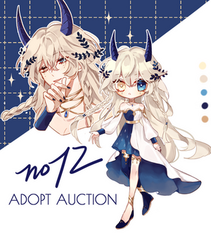 (AB ADDED/CLOSED) ADOPT AUCTION no 12