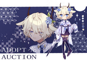 (CLOSED) ADOPT AUCTION no 16