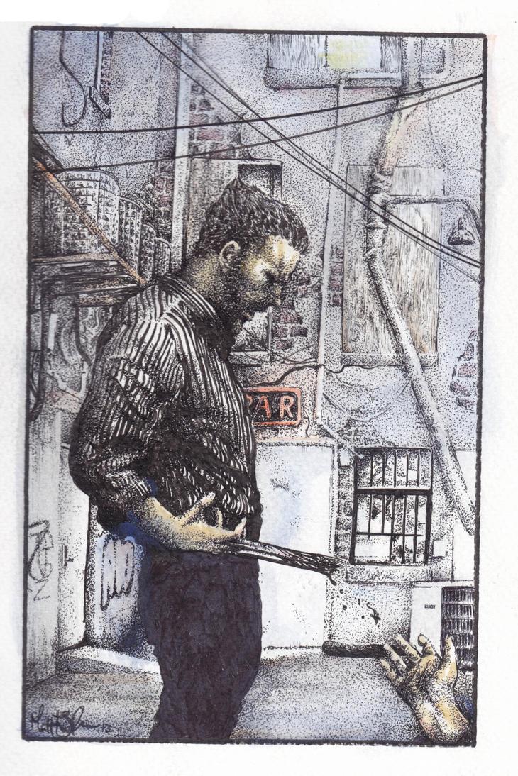 Wolverine by matthewjrawson