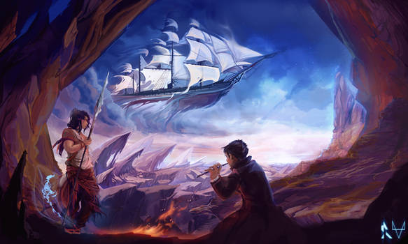 Wandersail - Way of Kings Stormlight Archives