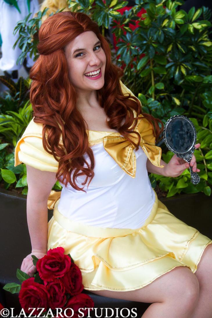 Sailor Scout Belle by themoxiemegan