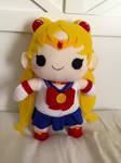 Sailor Moon Chibi Plush