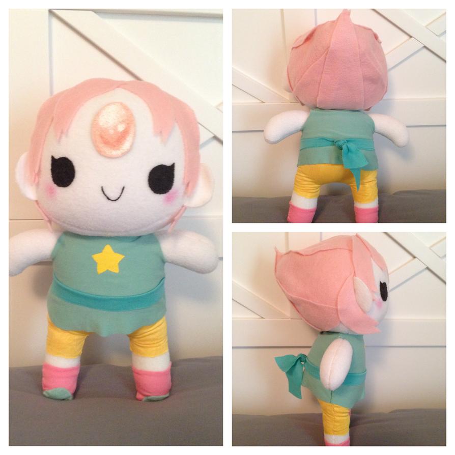 Pearl Chibi Plush by orangecorgi