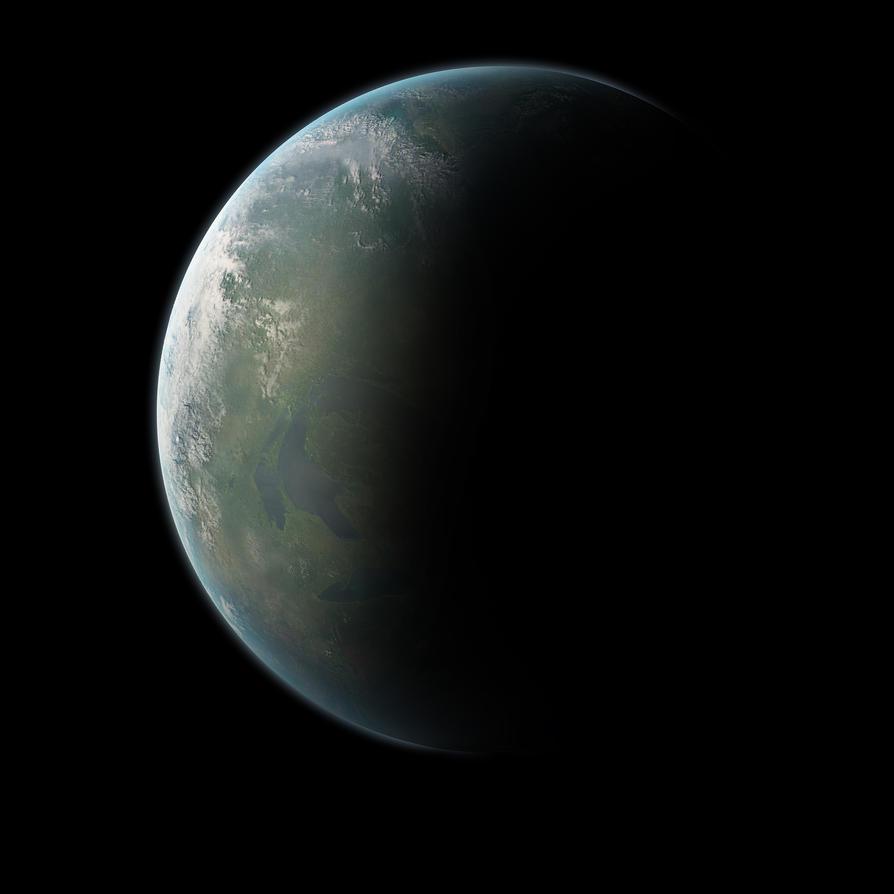 Planet prototype by killswitchengagex