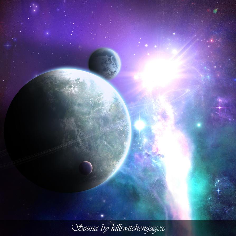 Souna Constellation by killswitchengagex