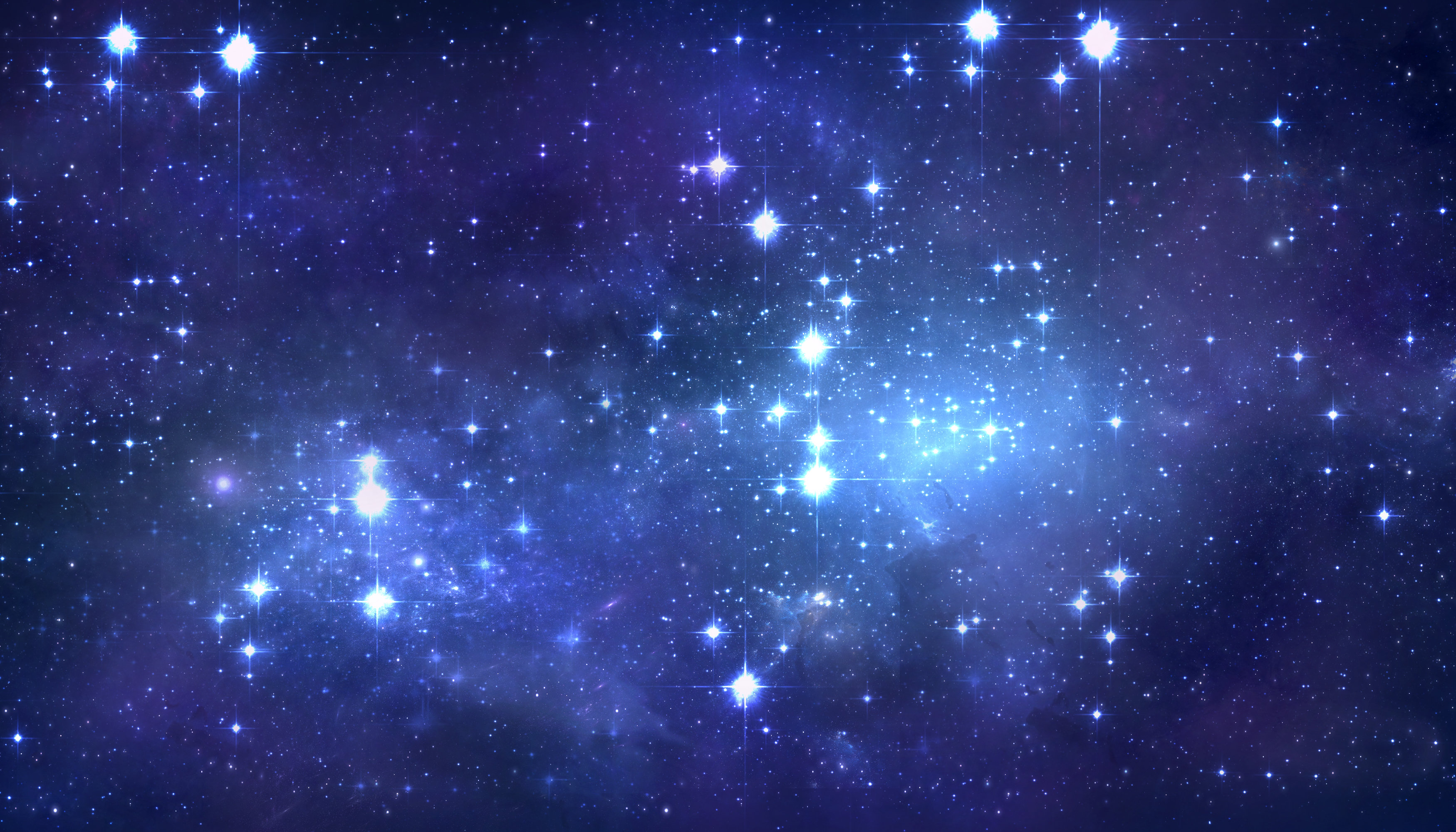 Stars in the night sky stock image Image of background