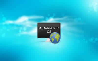 Open My Mind by MOrdinateur