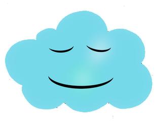 SmilingCloud by MOrdinateur