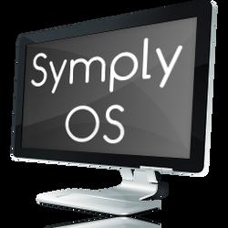 SymplyOS Logo by MOrdinateur