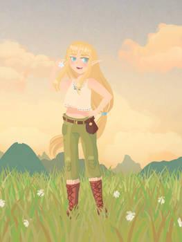 Zelda Redraw