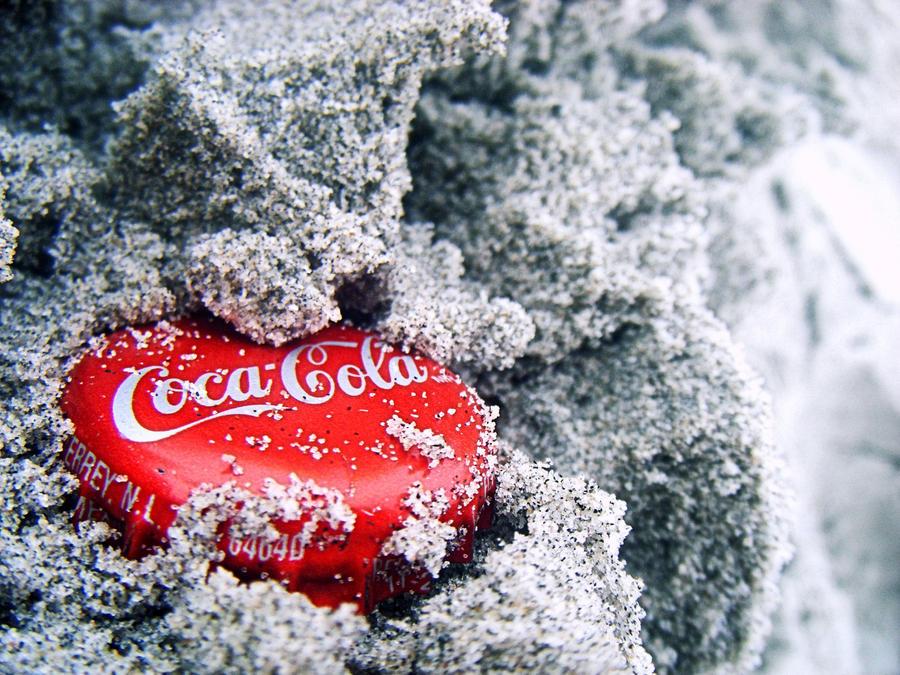 Coca-Cola Cap by jjankk