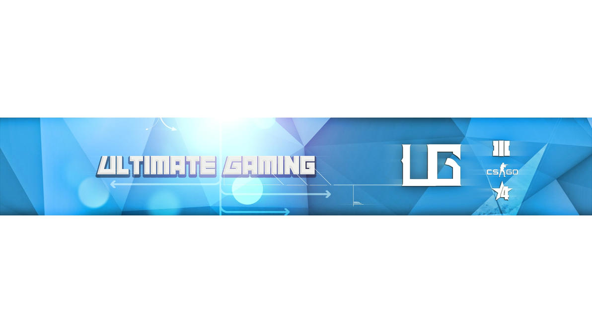 Ultimate Gaming Clan's Banner *Youtube Size* by realboyzxD14 on ...