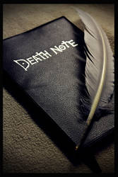 Death Note by Meranda92