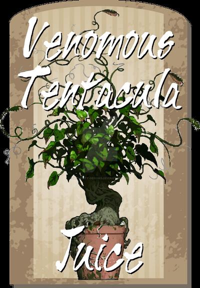 Venomous Tentacula Juice by implexity-designs