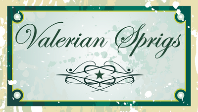 Valerian Sprigs by implexity-designs