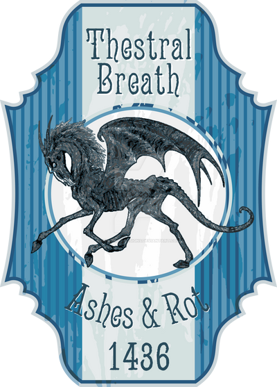 Thestral Breath by implexity-designs