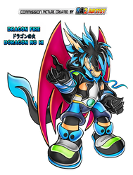 sa2 style redesign Dragon fire