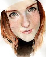 Self Portrait by AshleyKerins