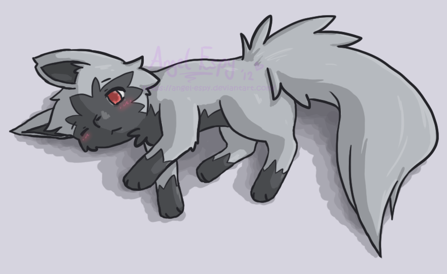 how to draw poochyena pokemon