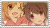 Stamp: HibiMomo (Kagerou Project) by Espyfluff