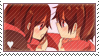 Stamp: ShinAya (Kagerou Project) by Angel-Espy