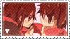Stamp: ShinAya (Kagerou Project) by Espyfluff