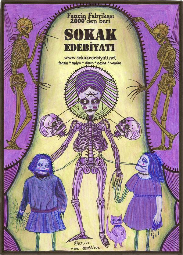 Poster - SOKAK EDEBIYATI