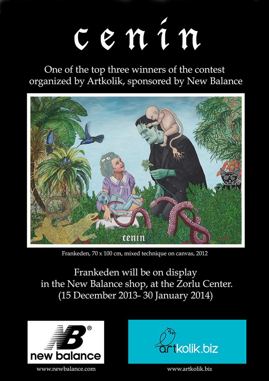 Cenin is winner @ Artkolik by selfregion