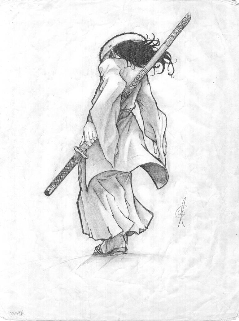 Samurai orig by Boldo