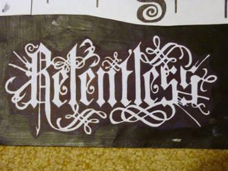 relentless by EmmaLeedsMet